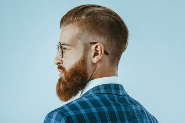 Haare selber schneiden Mann